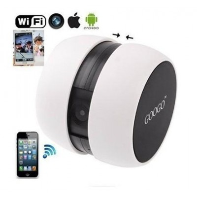 Googo GC1 IP camera mini camera draadloos wireless voor android ios wifi